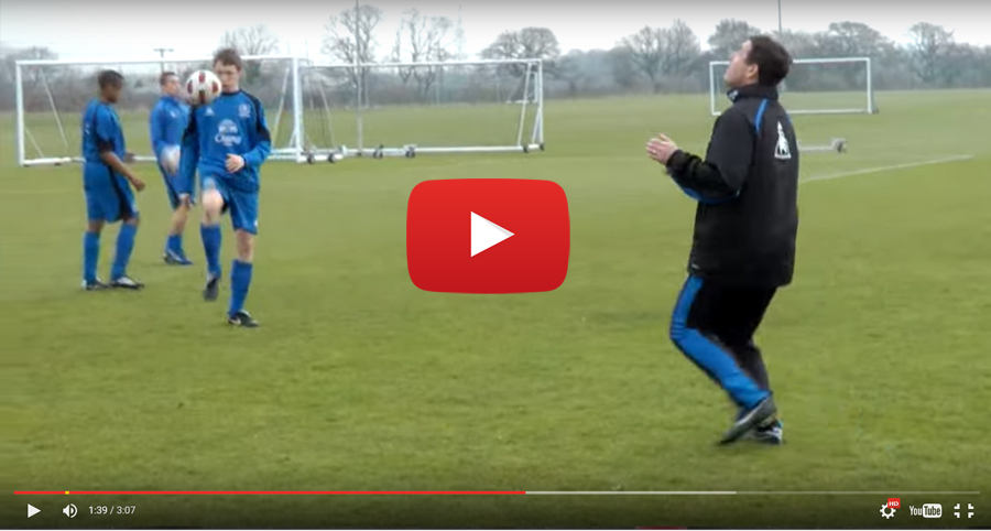 Watch Everton FC Academy Trials