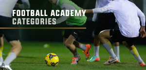 football academy categories