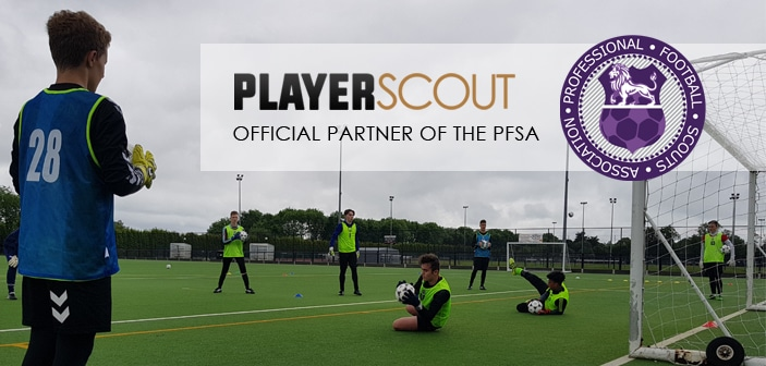 the pfsa playerscout partnership