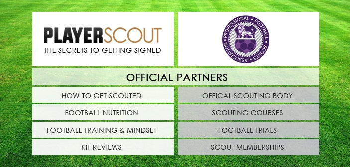 the pfsa player scout partnership