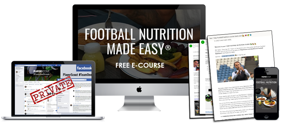 nutrition made easy email course