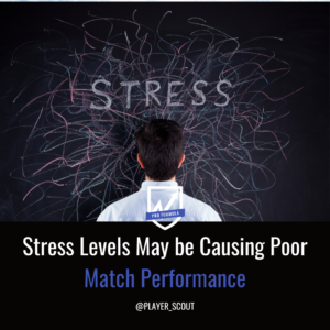 Stress Levels May be Causing Poor Performance​
